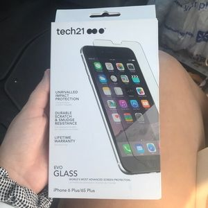 iphone 6plus tempered glass screen protector